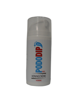 PodoDip Honingcreme 100 ml