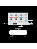 Hydrodermabrasie combi apparaat 6-in-1