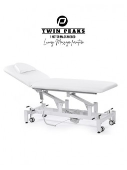 Massagetafel TWIN PEAKS wit
