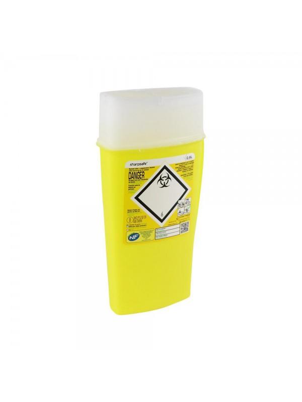 Sharpsafe Naaldencontainer 0,6 L