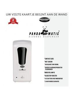 Vloeistof Dispenser met Sensor Wandmodel