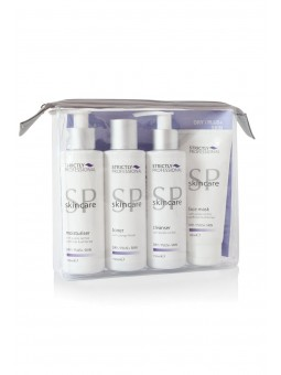 SP FACIAL CARE KIT DRY/PLUS+