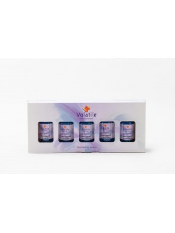 Volatile 5 x 30 ml Massageolie mini