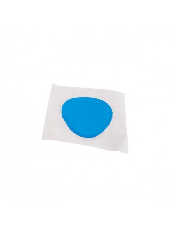 Siliconen Pelotte blauw