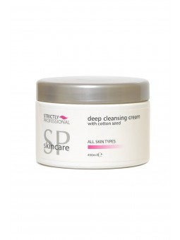 SP DEEP CLEANSING CREAM 450 ML
