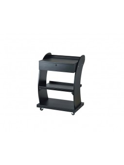 Beauty Trolley Elegant Support Zwart